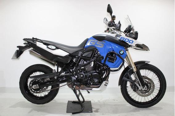Bmw F 800 Gs 2012 Azul