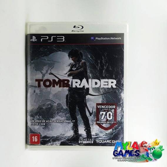 Tomb Raider Ps3 Midia Fisica *novo*