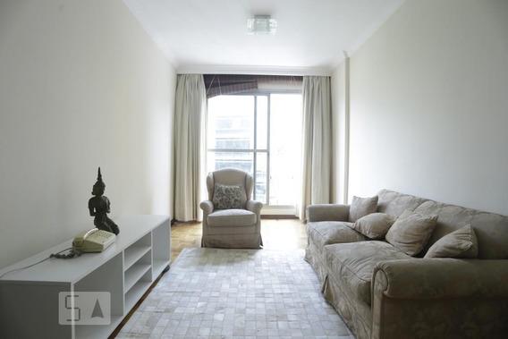 Apartamento No 9º Andar Mobiliado Com 2 Dormitórios - Id: 892982093 - 282093
