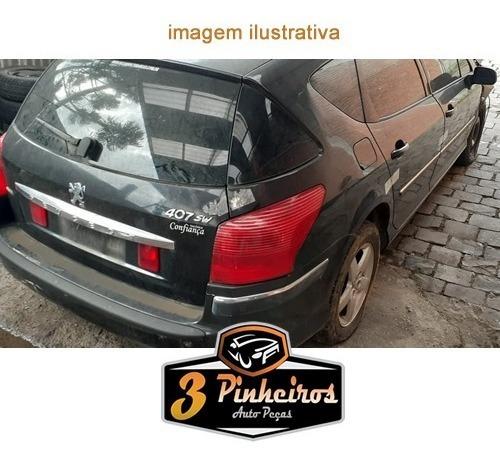 Sucata Peças Peugeot 407 - Motor - Caixa - Setor E Outros