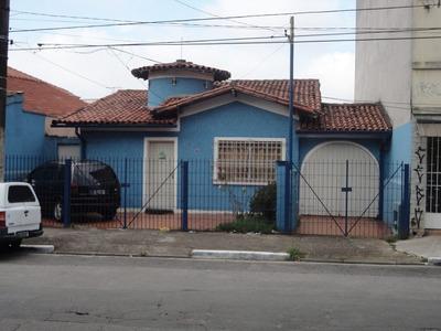 Casa Térrea 274m² - Vila Natália Sp 3 Dorm 1 Suite 4 Vagas