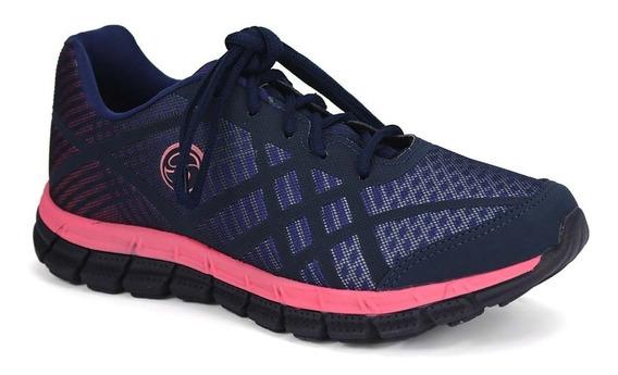 Promoção Tênis Caminhada Academia Feminino Reflex Lynd 465