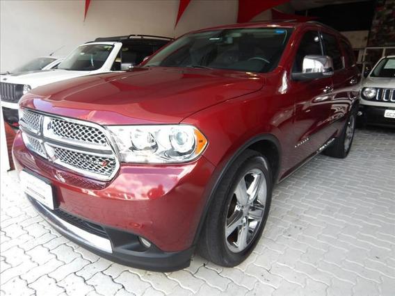 Dodge Durango Citadel 3.6 4x4 V6 Gasolina Automático 2013