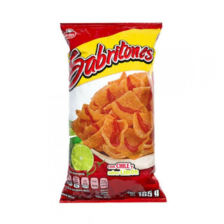 Chicharron Sabritas Sabritones Chile 165