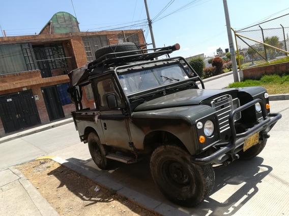 Land Rover Land Rover Modelo 63 Carro