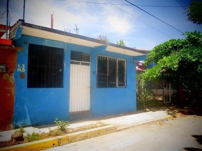 Casa En Venta Fraccionamiento La Parota Puerto Escondido