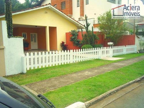 Imagem 1 de 30 de Casa Com 3 Dormitórios À Venda, 170 M² Por R$ 926.000,00 - São Paulo Ii - Cotia/sp - Ca2472