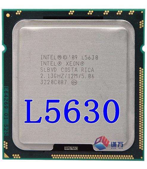 Processador Intel Xeon L5630 Cache 12m, 2,13 Ghz