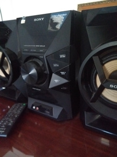 Minicomponente.sony. Home Audio System Mhc-ecls.