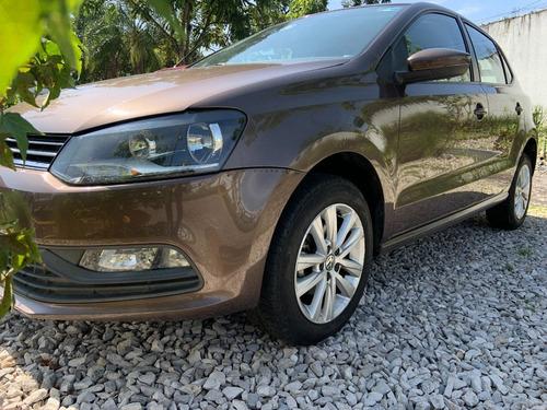 Imagen 1 de 15 de Volkswagen Polo Tsi Dsg 1.2l Aut 2017