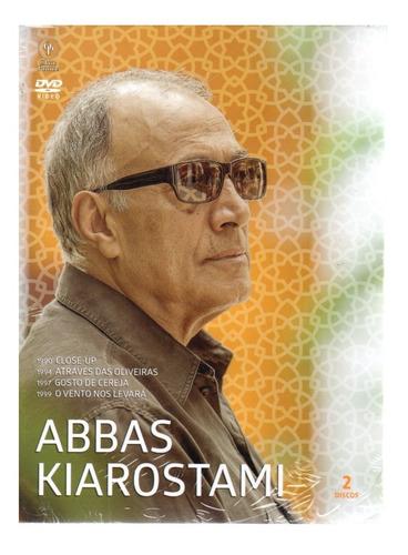 Dvd Digipak Abbas Kiarostami - Opc - Bonellihq L19