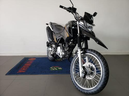 Crosser Z 150 Abs 2021 Yamaha 0km Preto