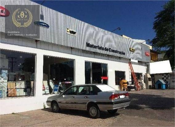 Loja Com 4 Banheiro. Porto Alegre - Pr0008