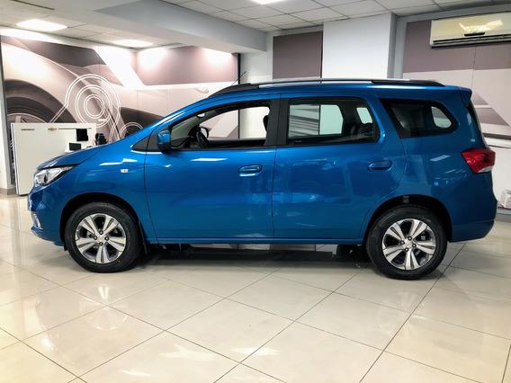 Chevrolet Spin 1.8 Lt 5as 105cv - Plan Gobierno 2020