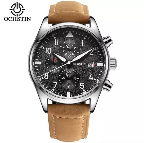 Relógio Ochstin Cronógrafico 3atm Origina C/ Garantia E Nf