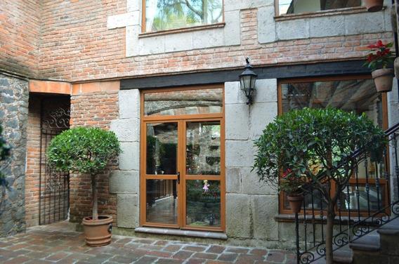 Bhv1022.14-casa En Venta En Lomas De Santa Fe. Privacidad Y Confort Inigualable.