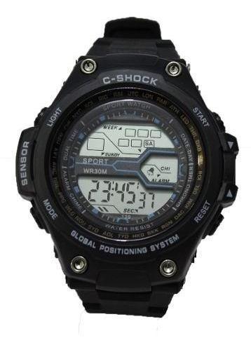Atacado Kit 20 Relogios Digital Cronometro Prova Dagua Rd1