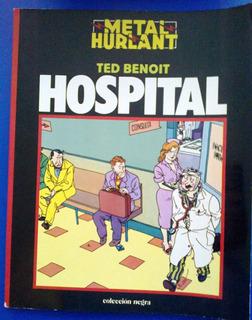 Comic - Revista De Ted Benoit - Hospital