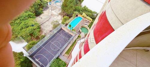 Apartamento Com 4 Dormitórios À Venda, 380 M² Por R$ 3.300.000,00 - Vila Alpina - Santo André/sp - Ap3879