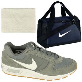 Kit Nike Academia Tênis Nightgazer + Bolsa Fitness + Toalha!