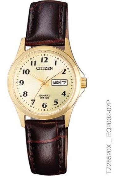 Relógio Quartz Feminino Citizen Tz28520x