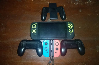 Nintendo Switch Todo Negociable