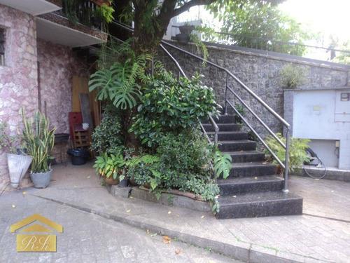Sobrado Com 3 Dormitórios À Venda, 192 M² Por R$ 1.200.000,00 - Parque Jabaquara - São Paulo/sp - So1468