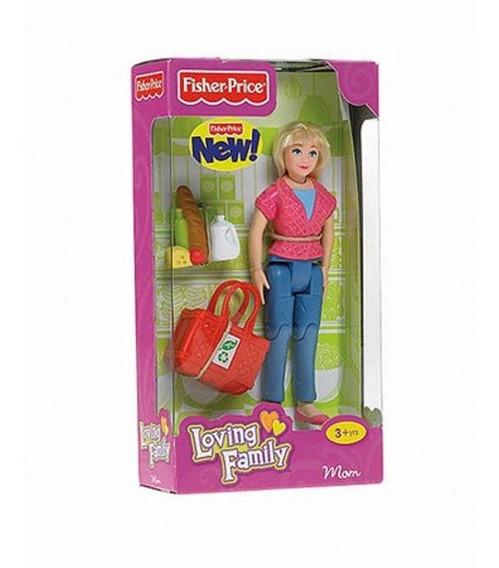 Mama De Fisher Price Living Family Mom 2012 Nueva