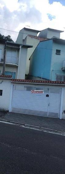 Casa Com 3 Dormitórios À Venda, 120 M² Por R$ 350.000,00 - Jordanópolis - Arujá/sp - Ca1346