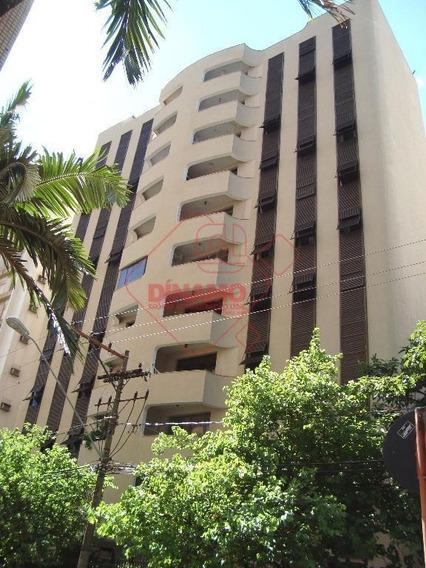 Apartamento Para Venda E Locação, Higienópolis, Ribeirão Preto/sp. - Ap2775