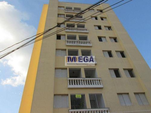 Imagem 1 de 19 de Apartamento Com 1 Dormitório À Venda, 45 M² Por R$ 210.000,00 - Jardim Proença - Campinas/sp - Ap5148