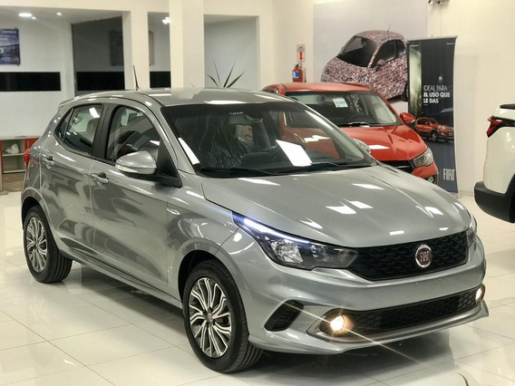 Fiat Argo Precision 1.8 Manual 2020 Contado Financiado V