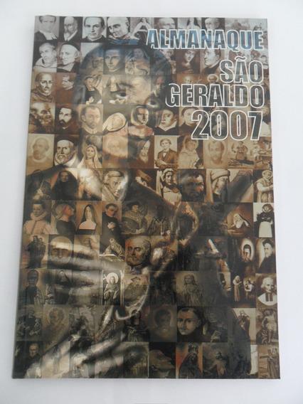 Livro Antigo Almanaque De São Geraldo Ano De 2007