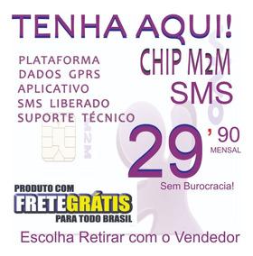 Plataforma Veicular Para Gt06 + Chip Vivo - Mensal