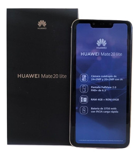 Huawei Mate 20 Lite 64gb/4gb -240-