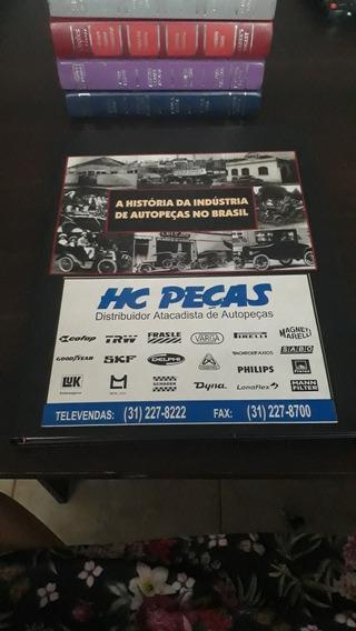 A História Da Industria De Autopeças No Brasil