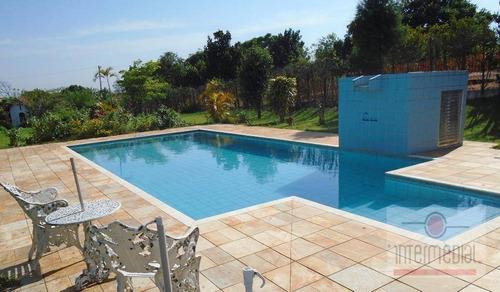 Chácara Residencial À Venda, Fazenda Castelo, Boituva. - Ch0472