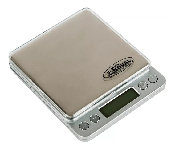 Bascula De Bolsillo Digital 2kg/0.1g Noval Pocket 2000