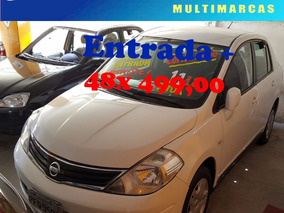 Nissan Tiida Sedan 1.8 Flex 4p
