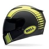 Casco Bell Rs-1 Liner Hi Viz! Certificado! Kevlar/fib.vidrio