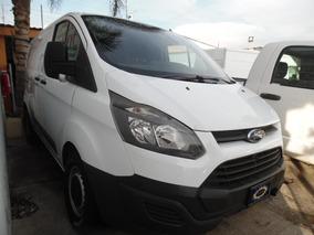 Ford Transit 2015 2.2 Van Corta Aa Custom Mt Blanca