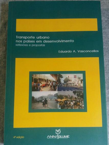 Livro Transporte Urbano Nos Países Em Desenvolvimento