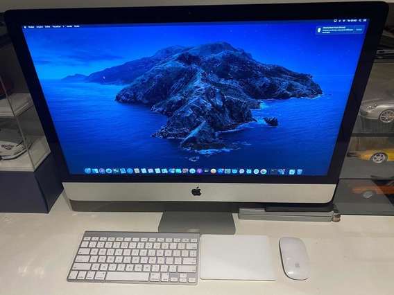 iMac 27 Late 2012 + Trackpad E Magic Mouse 2