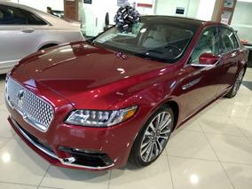 Lincoln Continental Awd Reserve Mod 2019 Nuevo