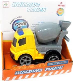 Camión Cementero Fricción Super Power