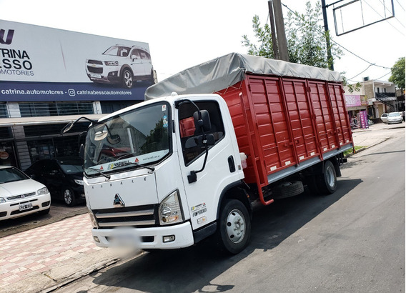 Camion Agrale 7500