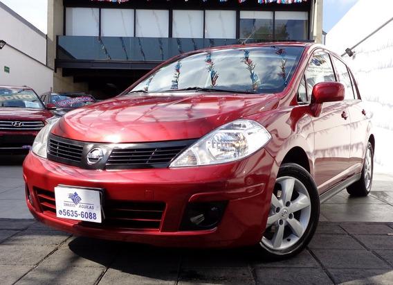 Nissan Tiida Advance Automatico Mod.2014