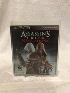 Assassinss Creed Revelations Ps3