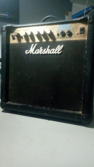 Caixa De Som Amplificada Marshall Funcionando