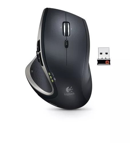 Mouse Mx Logitech Performance Wireless Laser